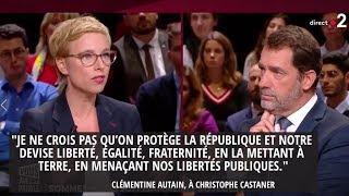FACE A CASTANER  sur France 2