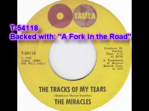 """""""The Tracks of My Tears"""" by The Miracles"""