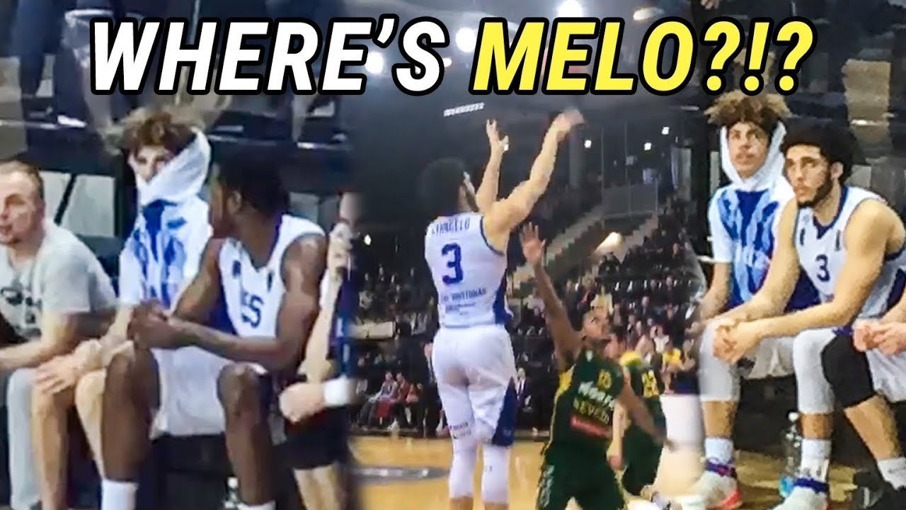 why-isn-t-lamelo-playing-crazy-lithuanian-coach-benches-melo-as-gelo-heats-up