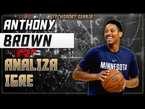 Anthony Brown - Analiza igre | KK Partizan 2018/19