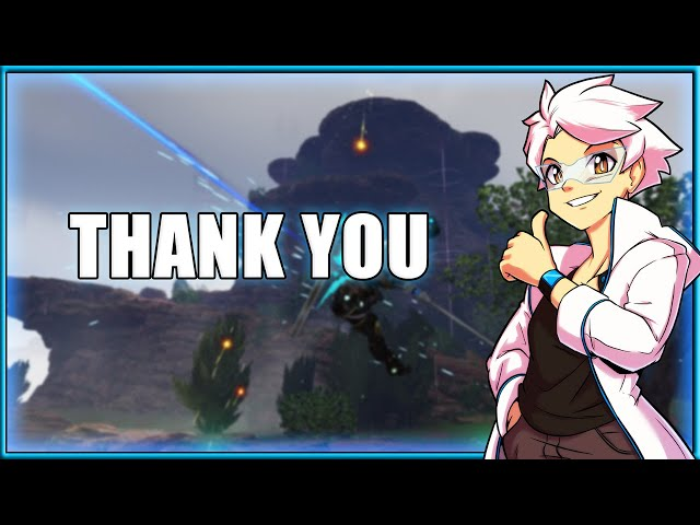 Hey, Thank You | PSO:NGS