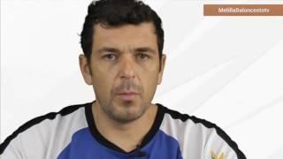 El Melilla Baloncesto se prepara para medirse ante el Ourense