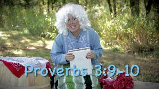 Bible Theater: Proverbs - Give, Save, and Spend with Honesty - LifeKids.tv