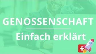 Firma gründen in der Schweiz: Die Genossenschaft einfach erklärt