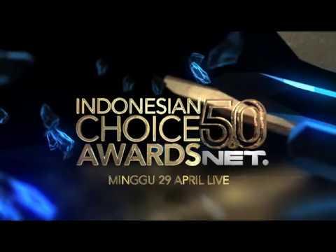 Mashup Indonesian Choice Awards 5.0 NET.