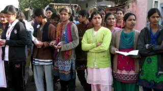 subhash jadhav ss  NSS CAMP 2015 Girl's