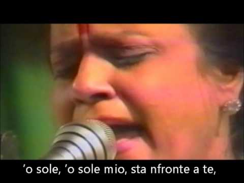 O Sole Mio (Sun Upon Your Face) Hemlata - Shri Mataji Easter 1992 (Sahaja Yoga) Jesus Agnya Chakra