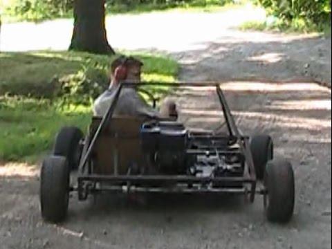 Go Kart Guru - Go Kart Building 202: How to Use a Vertical Engine as