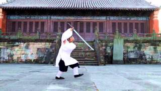 Wu Dang Dan Dao Fei Long 3 Sword 武当丹道飞龙3剑 【天地人】 Xu Wei Han 许微含