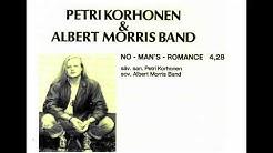Petri Korhonen & Albert Morris band - no man´s romance
