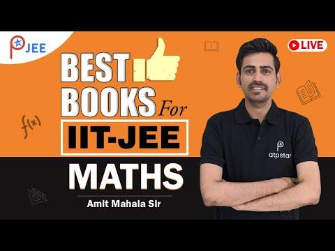 Best Books for  IIT JEE Maths | ATP STAR JEE | Mathematics | Amit mahala sir