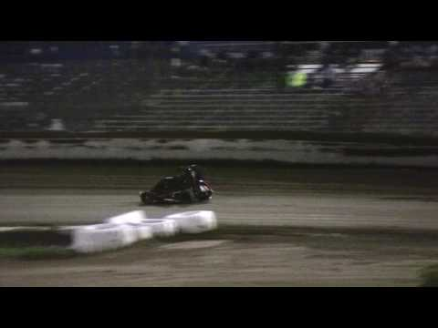 Mini Sprint Feature  East Bay Raceway Park  3/4/17