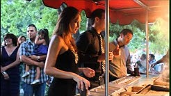 Taco Cart Catering A Wedding In Lake Arrowhead, CA With Chef Gabe