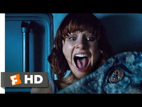 Jurassic World (2015) - The Raptors Are Coming Scene (7/10) | Movieclips streaming vf