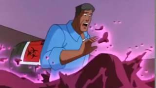 Superman TAS Birth of Parasite