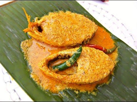 ভাপা ইলিশ || Steamed Hilsa Fish || Traditional Bengali Bhapa Ilish  || Ilish Vapa Recipe