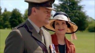 Downton Abbey Couples