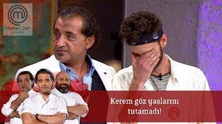 Mehmet şefin özel tebriği Kerem'i ağlattı! | 7. Bölüm | MasterChef Türkiye