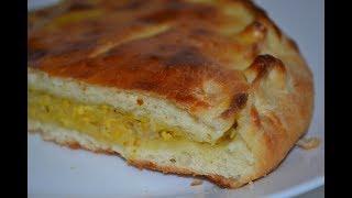 Пирог с капустой!!! Простой и очень вкусный рецепт!!!