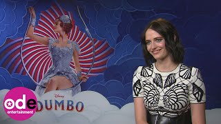 DUMBO: Eva Green always wanted to be Snow White