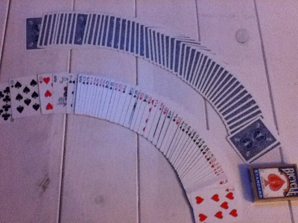 tour de magie carte facile et impressionnant Tour de magie facile et impressionnant: prédire une carte