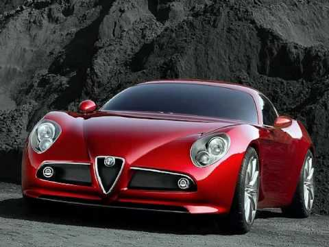 Top 10 Italian Cars
