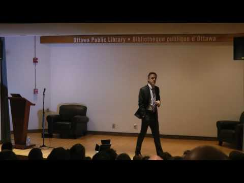 Jordan Peterson lecture Ottawa March 11 2017