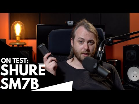 Shure SM7B Microphone Review: Worth it?
