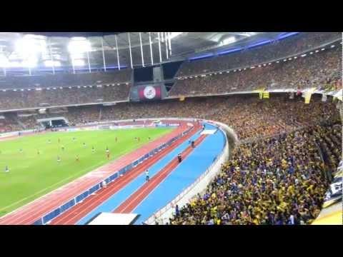 Video Terbaik : AFF2012 (MAS vs Indon) - 2nd Goal + Inilah Barisan Kita