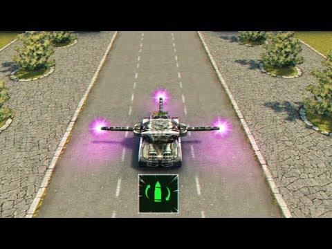 Tanki Online - NEW Railgun Alteration Preview - Death Herald