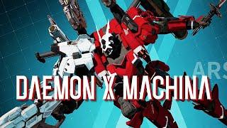 Daemon X Machina - Official Launch Trailer