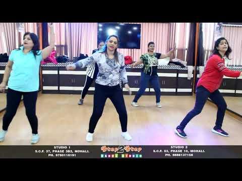Chandigarh Mein | Easy & Simple Dance Steps | Step2Step Dance Studio | Good Newwz