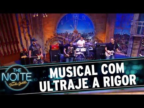 The Noite (17/05/16) - Musical com Ultraje a Rigor