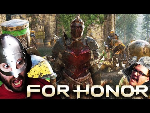 BETRAYAL ALL AROUND   For Honor Multiplayer Co-Op Part 3