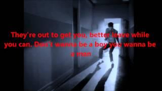"Michael Jackson ""Beat it"" -with lyrics"