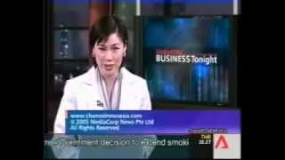 Kishore M in Channel News Asia: fx day trading, spot forex, spot fx trading