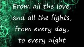 Tiffany Alvord - Unforgettable (Lyrics)