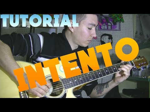 INTENTO ULISES BUENO TUTORIAL GUITARRA INTRO RASGUEO + TAB