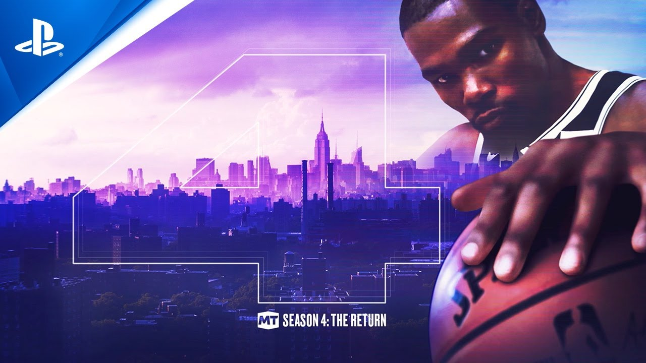 NBA 2K21 - MyTEAM Season 4: The Return