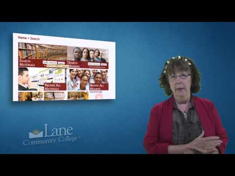 Lane Community College - OER Faculty Fellowship