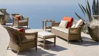 How To Select Best Stylish Outdoor Furniture