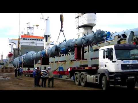 Groupe Chakour - Exceptional transport & lifting - Algeria