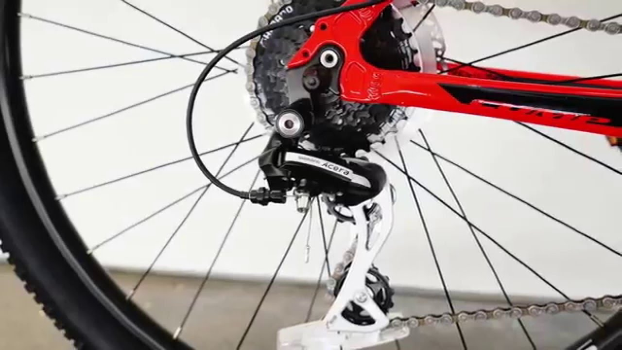 69cb4e8ace0 Jamis 2016 Trail X Comp Mountain Bicycle - YouTube