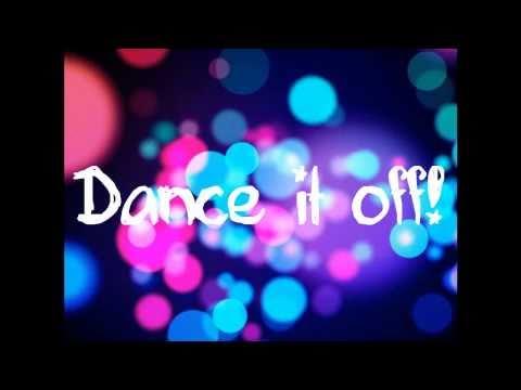 Dance you off lyrics