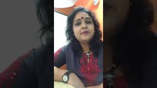 Parenting Consultant Payel Ghosh( How to handle kid's addiction to mobile phone)