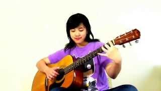 (Quang Vinh) Phai Dấu Cuộc Tình (Cover: Virginia Nguyen - Bé Mẫn) Guitar Solo