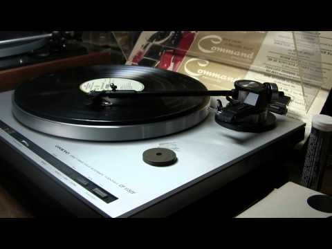 Command Records Stereo Demonstration - I'm Over Here - The Ray Charles Singers