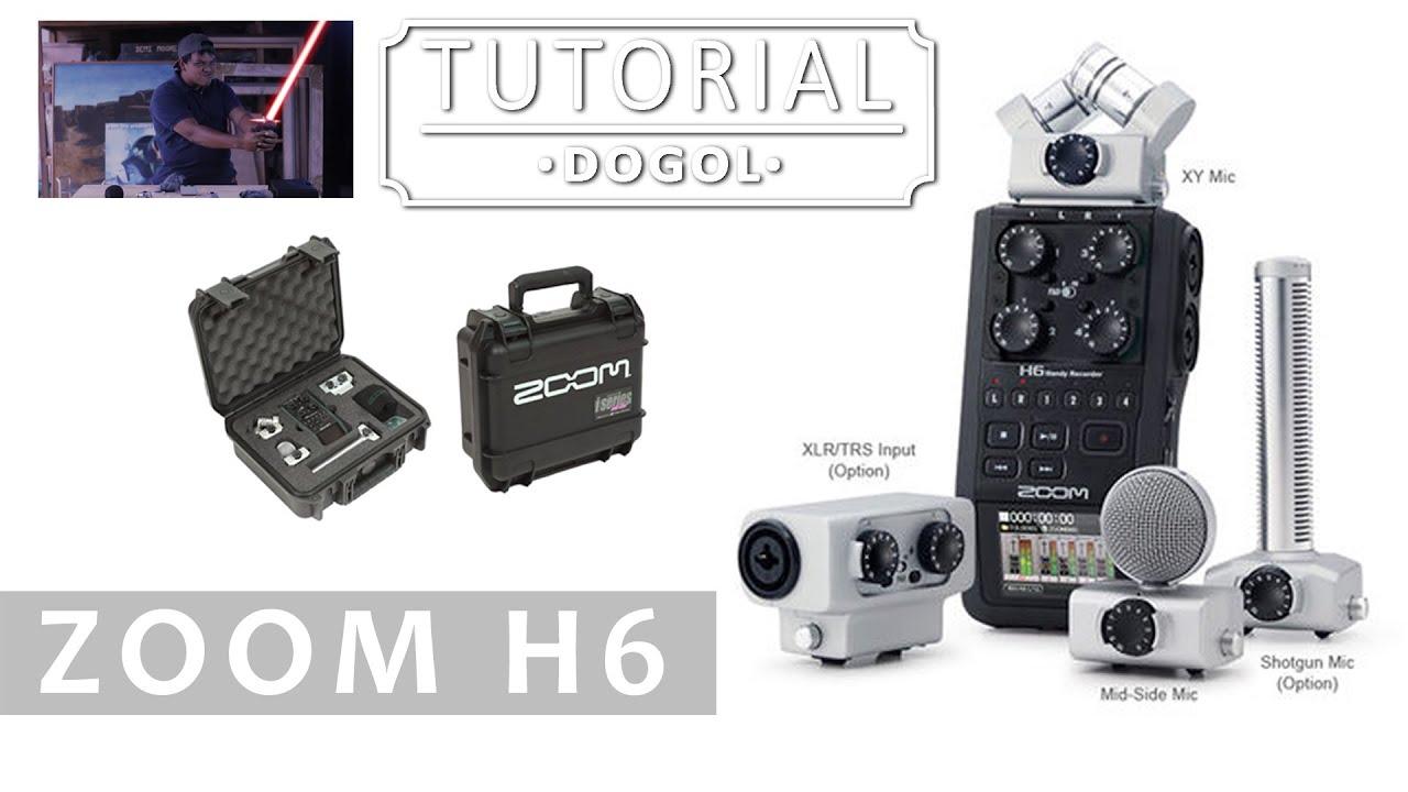 Download TUTORIAL DOGOL EPISODE 5 : ZOOM H6