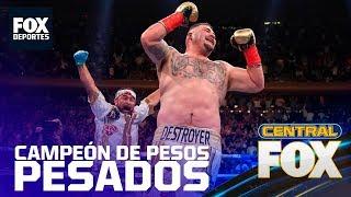 """Boxeo: """"Soy un guerrero, como los mexicanos"""", Andy Ruiz"""