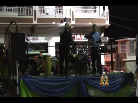 Culto Evangelistico Plaza Publica De Moca 28 de mayo de 2012